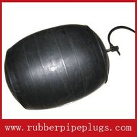 300mm Inflatable Rubber Pipe Plug/ Inflatable Rubber Pipe Plug in China/ Inflatable Rubber Pipe Plug