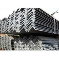 Construction structural hot rolled hot dipped galvanized Angle Iron / Equal Angle Steel / Steel Angl thumbnail image