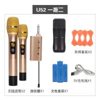 portable rechargeable wireless microphone