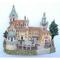 Polyresin Castle Miniature Castle thumbnail image