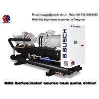Central air-conditioning system BUSCH cold water heater chiller