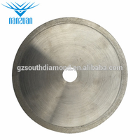 Made in China high efficient 150mm continious rim diamond saw blade for cutting agate thumbnail image