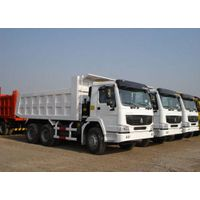 China supplier hot selling sinotruk howo dump truck Euro 2 tipper truck