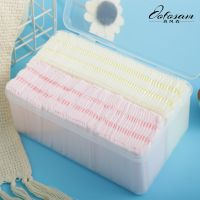 Edge-point-pressed magic cotton puff (contain rose makeup remover ingredients ) thumbnail image