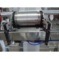 on Line One-Color Logo Flexographic Printing Machine with Film Blowing Machine thumbnail image