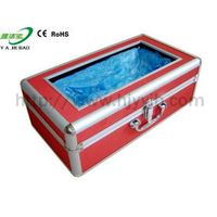 aluminium alloy shoe cover dispenser machine