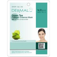 Dermal Green Tea Collagen Essence Mask thumbnail image