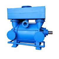 Single Two Double Stage Sliding Vane Rotary Liquid Water Ring Vacuum Pump 2BE 2BE1 2BE3 2BV SK 2sk