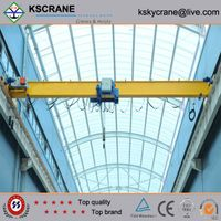 HIgh Working Efficiency Single Girder Overhead Crane thumbnail image