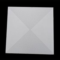 fireproof and water resistant durable ceiling tile
