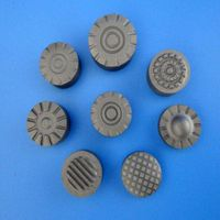 HRA 88.0 cemented carbide substrate for PDC cutter blanks