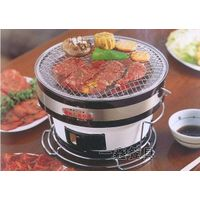 hibachi BBQ grill