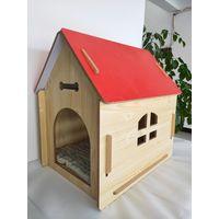 Bamboo pet house