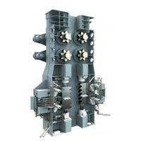Offshore Platform Gearbox-Gearbox for power lifting machinery