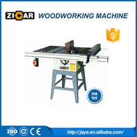 wood table saw machine ts12