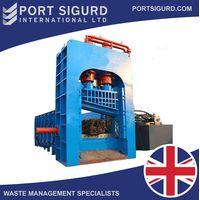 Hydraulic Metal Shearing Machine [FREE FREIGHT] [Recycling, Gantry] thumbnail image