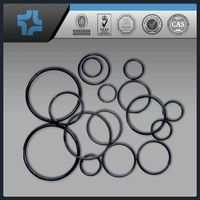 Sealing o rings virgin white pure Teflon PTFE o ring