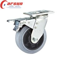 Heavy Duty Swivel Castor with Conductive Wheel
