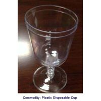 Commodity-Plastic Disposable Cup