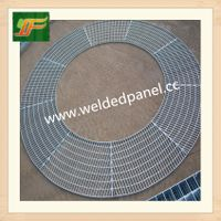 China supply best selling hot dipped galvanized forge-welded steel grating mesh thumbnail image