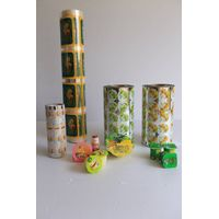 food  plastic packaging printing rolls film