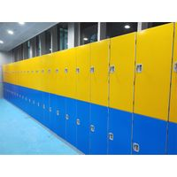 swimming pool plastic ABS locker