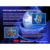 Customized cold forged and turned precision parts thumbnail image