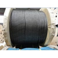 steel wire rope 6x19,6x37+FC