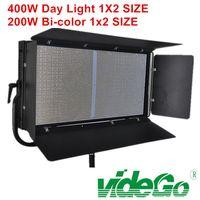 LED Film video panel light bi-color 100W