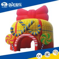 commercial inflatable bouncer, inflatable bouncy castle