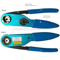 Hand Crimping Tool M22520/1-01 For 12-26AWG YJQ-W2A