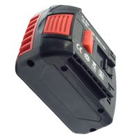 Replacement Li-on Battery Pack for Bosch 18V 5.0Ah Power Tool For BAT610 With LED Charge Indicator thumbnail image