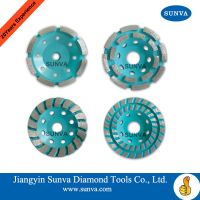 SUNVA Diamond Cup Wheel