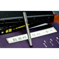High Level Made Titanium Metal Royal Pen For Corporate Gifts Laser Engraved Logo