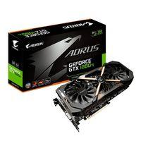 Gigabyte AORUS GeForce GTX 1080 Ti 11GB Graphic Cards GV-N108TAORUS-11GD