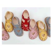 Close Toe Kids Shoes Girls Sandals Flat Toddler Little Girls Summer Dress Shoes thumbnail image
