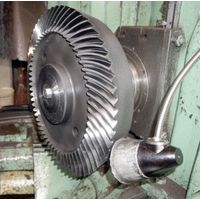Gear grinding machine for spiral bevel gear set model 5A872 thumbnail image