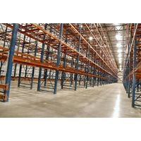 EU Pallet Racking, Easy to Install, Relocation and Simple to Adjust
