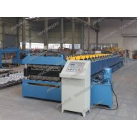 Double layer roll forming machine for roof&tiles