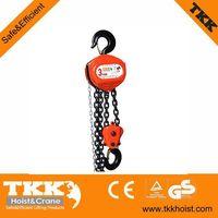 HSZ-CA manual chain hoist thumbnail image