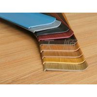 Wood Grain Color PVC Foam Skirting Board thumbnail image