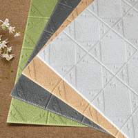 White Color 3D Brick PE/ EVA Foam Wallpaper 3D Brick Wall stickers Wall panels