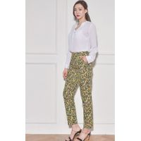 New Korean Kbeauty high fashion women Formal pants for ladies high quality of fabric and fashion
