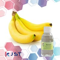 JST banana flavour concentrate