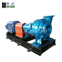 River irrigation horizontal end suction diesel water pump
