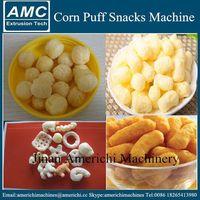 Puffed Corn Snacks Machine thumbnail image