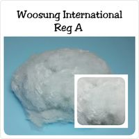 Recycled Grade, Polyester Staple Fiber