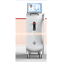 808nm hair removal machine/ Imported German Bars/ Sapphire crystal