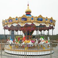 16 Seats Carousel Ride HFZM01 thumbnail image