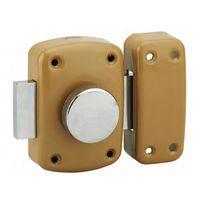 Door Lock BS658-A,French Standard Type Rectangular Shape Case Door Lock